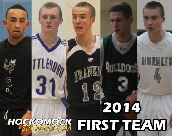 2014 HockomockSports Boys Basketball Awards