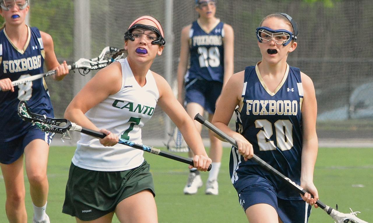 Davenport girls lacrosse