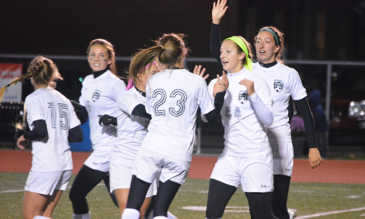 Mansfield girls soccer