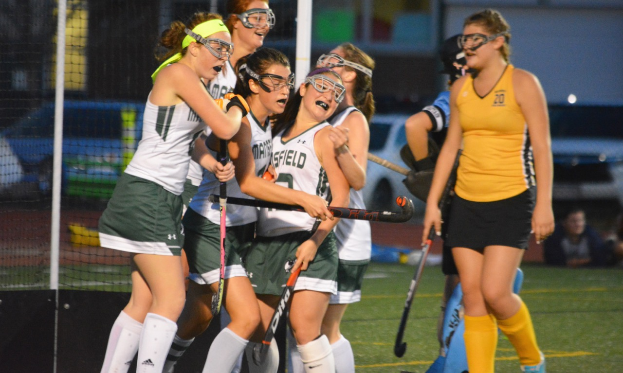 Mansfield field hockey