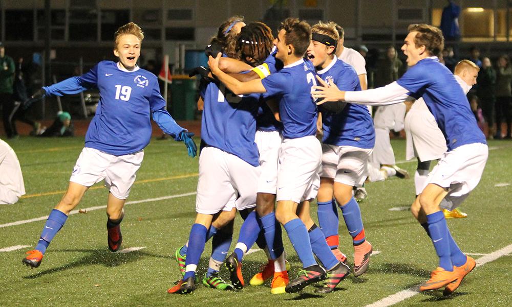 Attleboro boys soccer