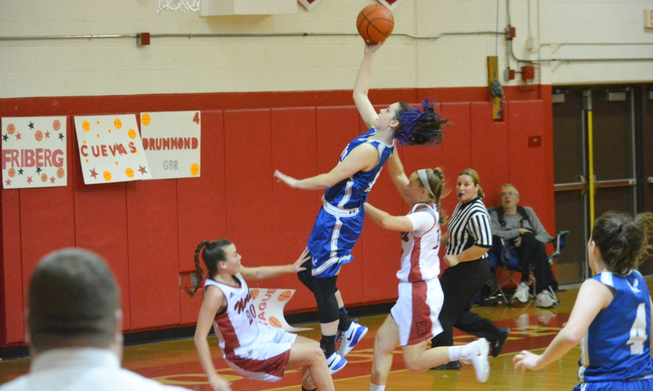 Attleboro girls basketball