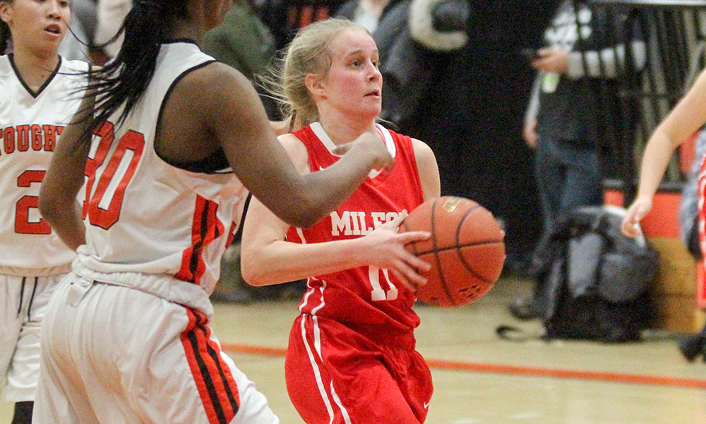 Milford girls basketball