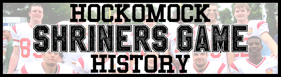 Hockomock Shriners Game History
