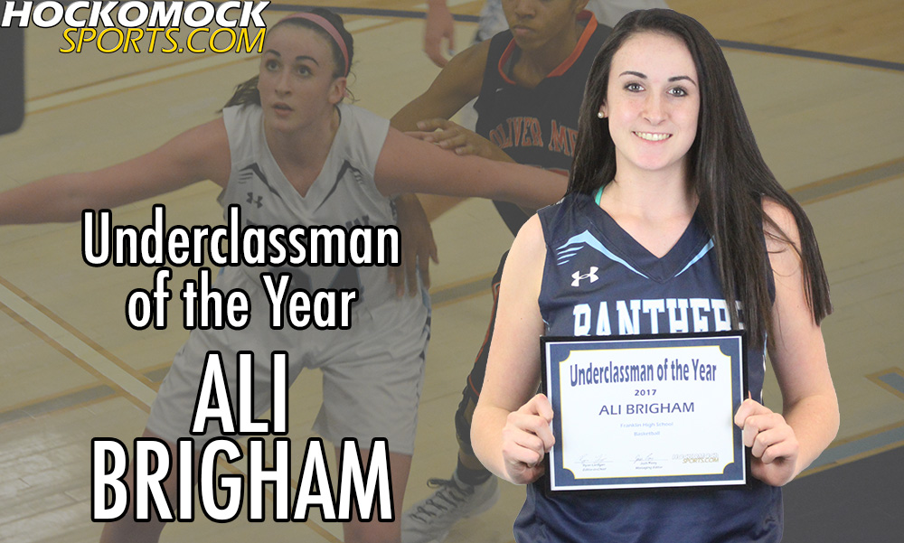 Girls Basketball Underclassman of the Year