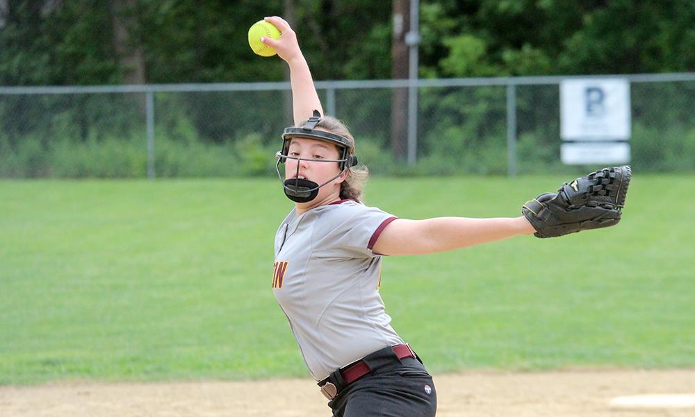 Sharon softball