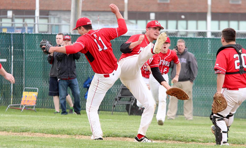 Milford baseball