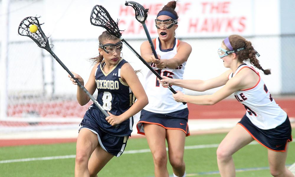 Foxboro girls lacrosse
