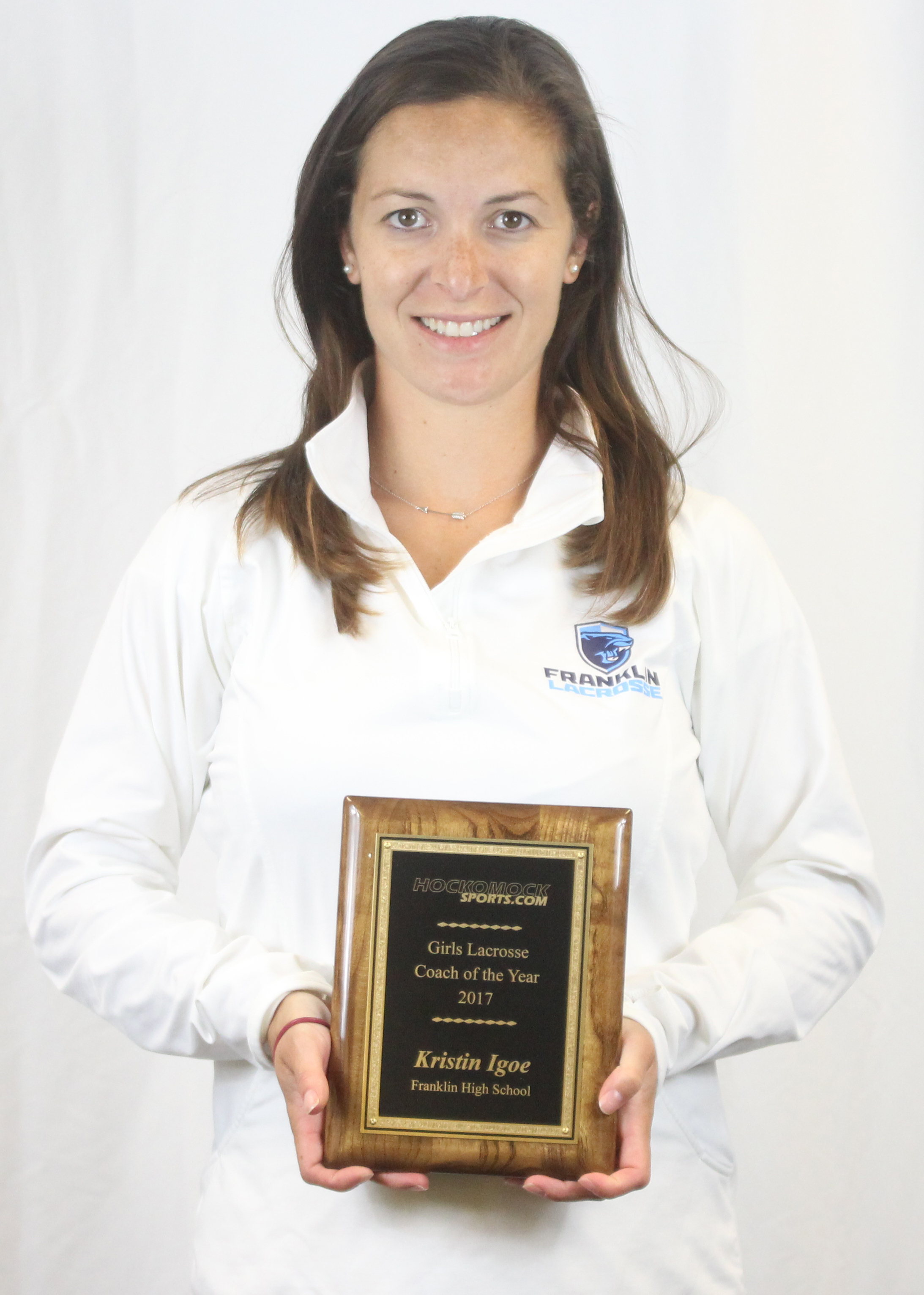 COACH OF THE YEAR – KRISTIN IGOE GUARINO, FRANKLIN