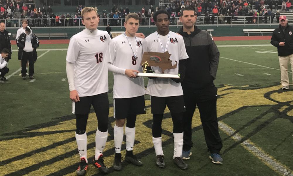 Oliver Ames boys soccer