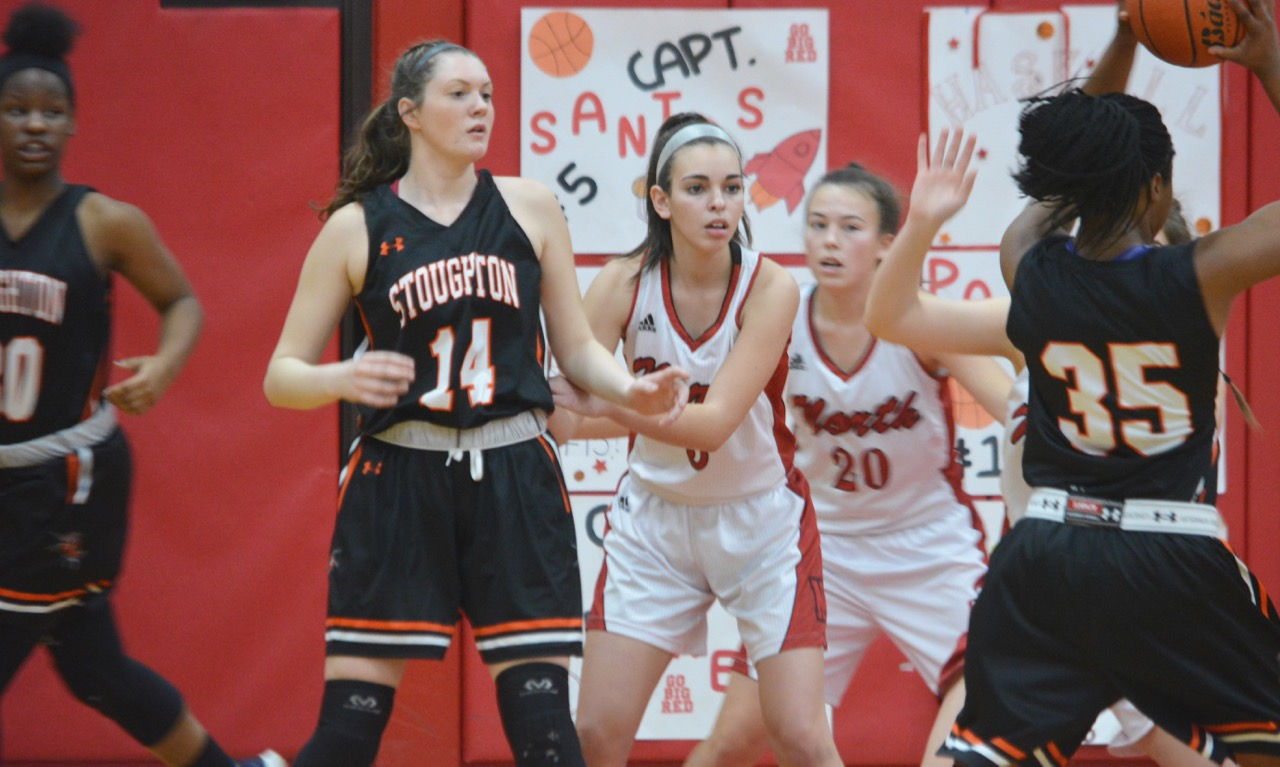 Stoughton girls basketball