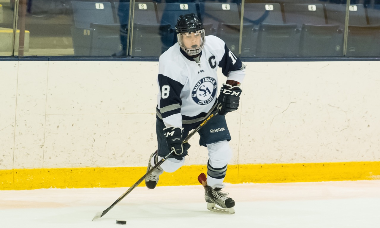 Spillane Continues Stellar Career for St. Anselm Hockey ...