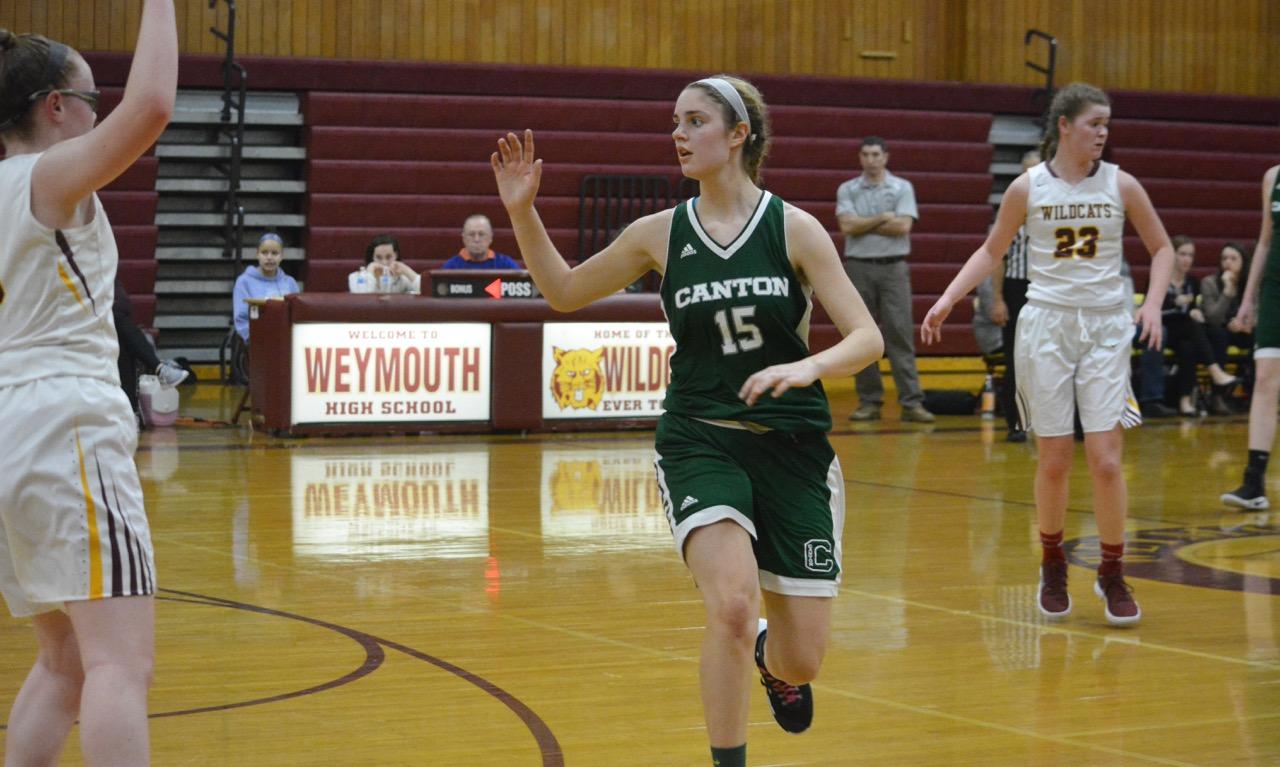 Canton girls basketball