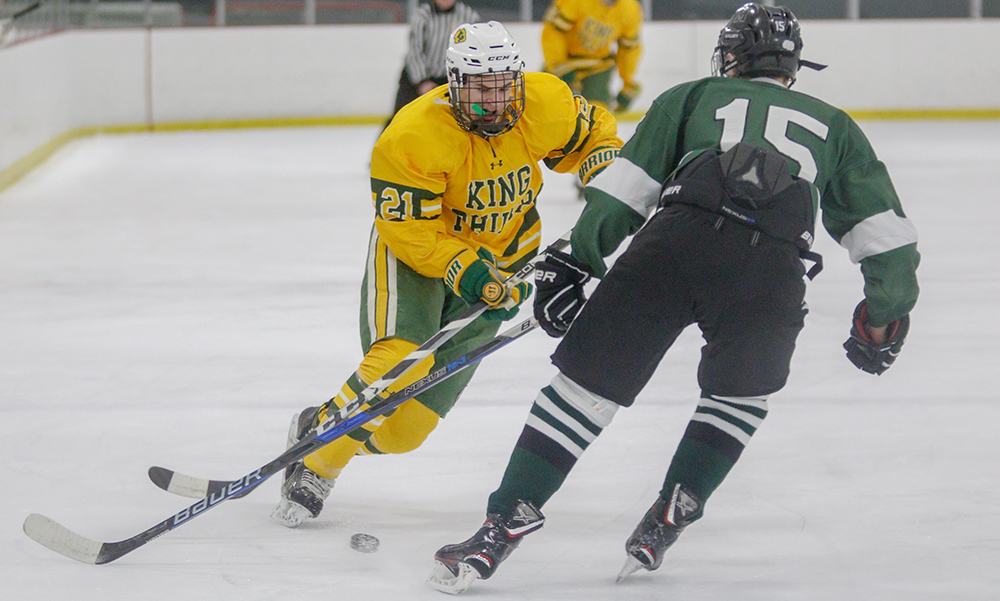 King Philip boys hockey