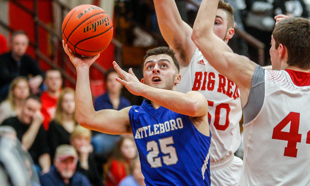 Attleboro boys basketball