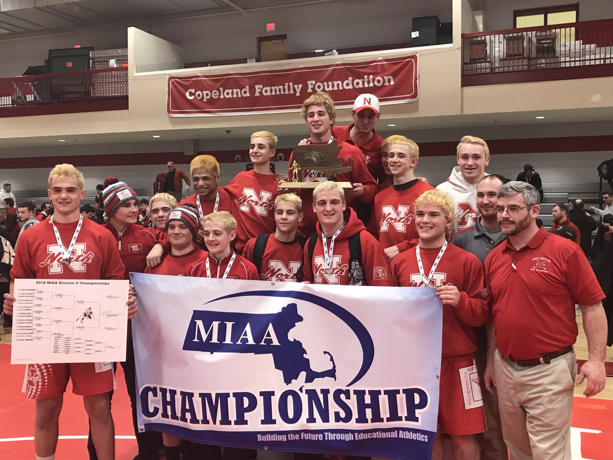 North Attleboro wrestling