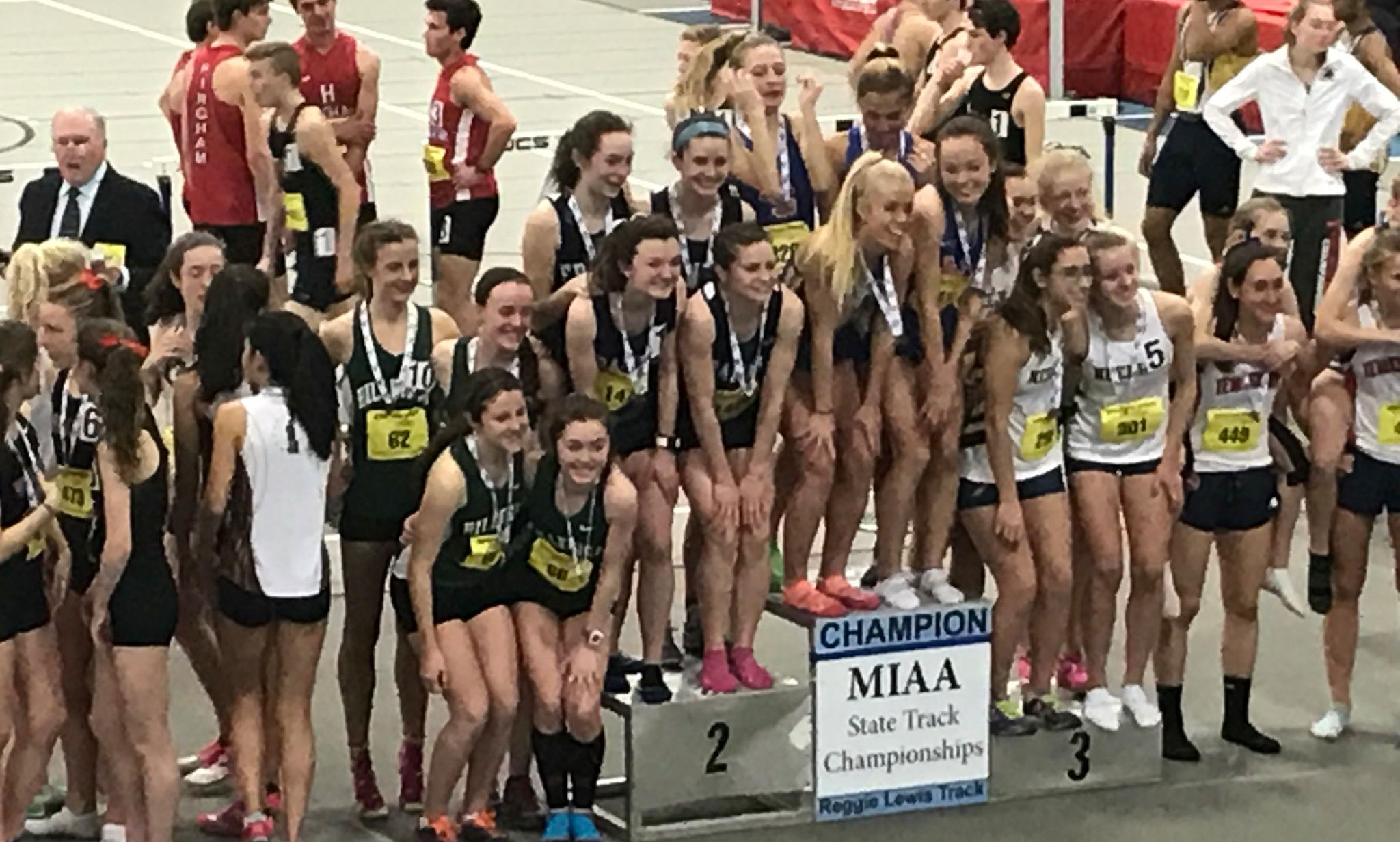 Indoor Track: Hock Results From MIAA All State Meet