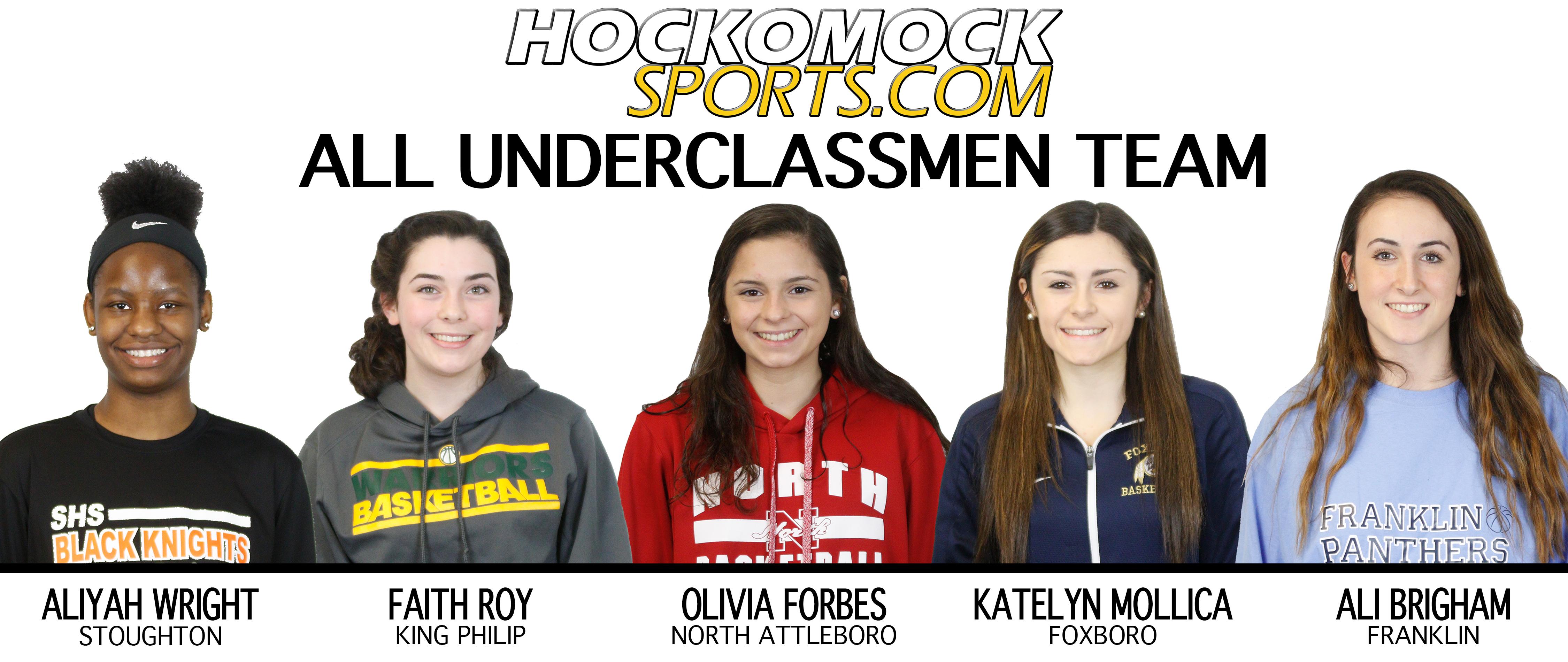 2018 HockomockSports Girls Basketball Awards