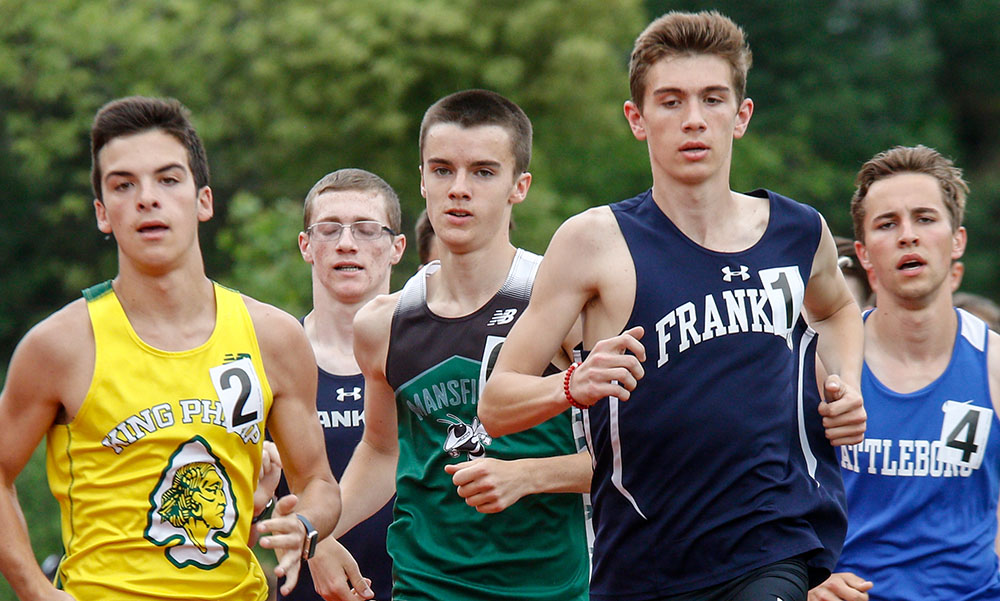 Hockomock League Outdoor Track Championships 2018