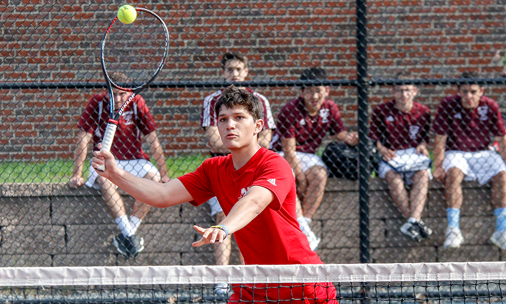 North Attleboro boys tennis