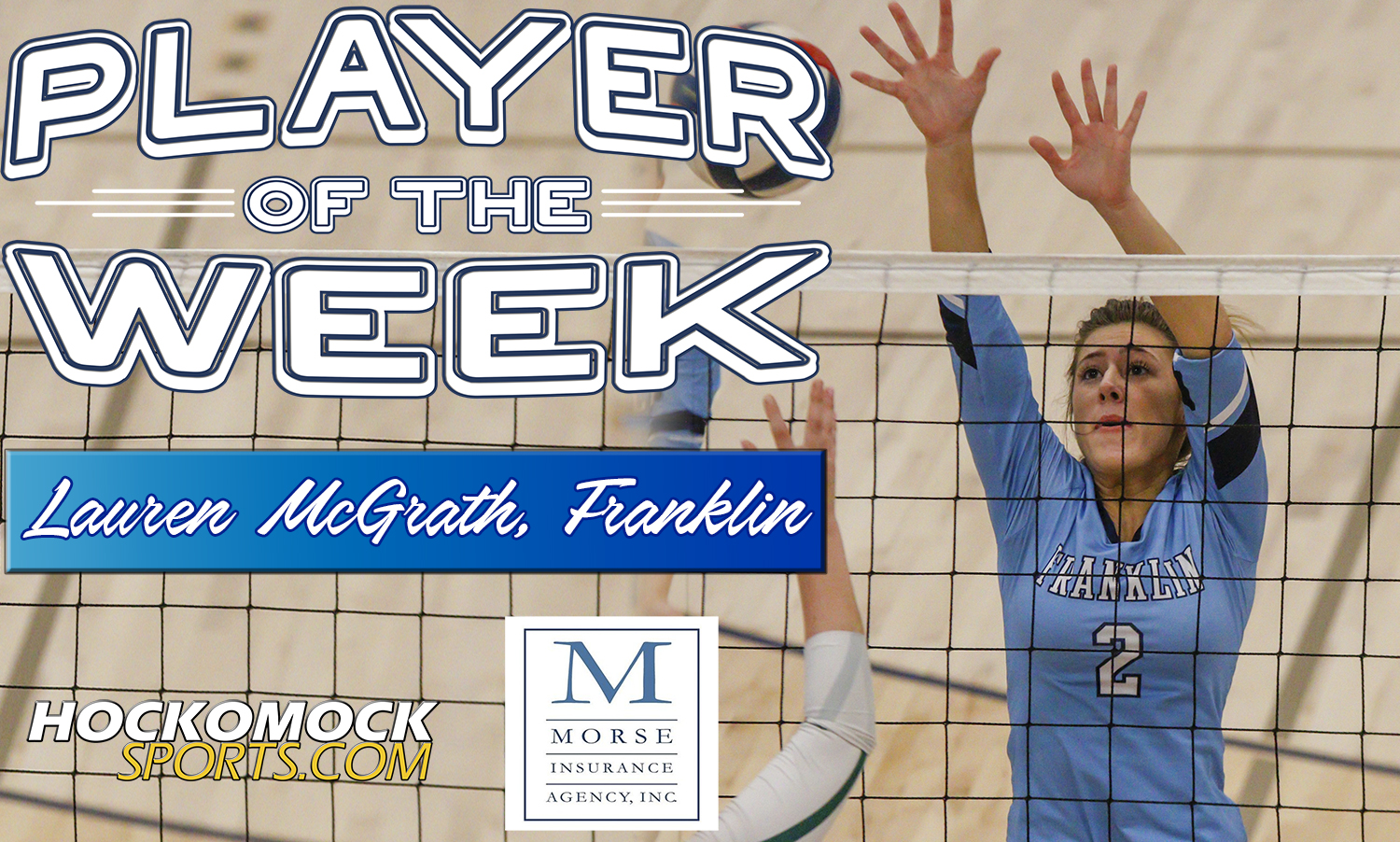 "FHS McGrath selected as ""Player of the Week"""
