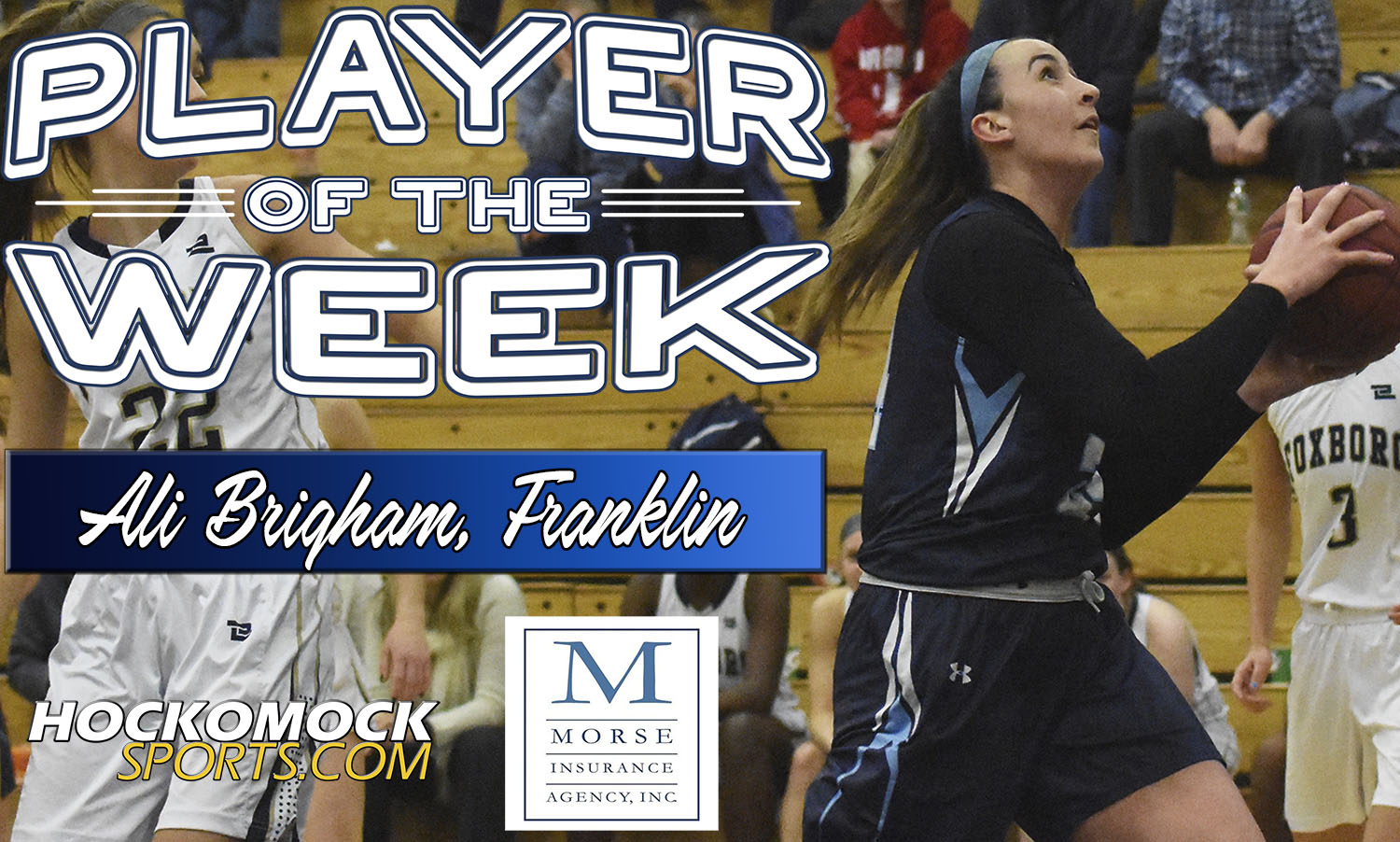 Player of the Week: Ali Brigham, Franklin Basketball