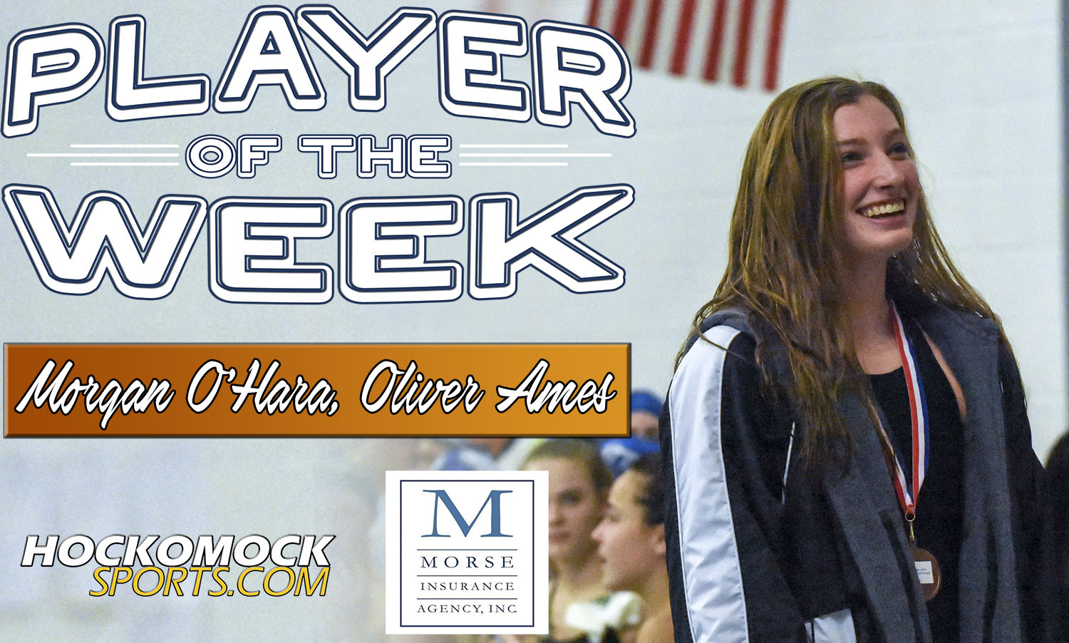 Oliver Ames' Morgan O'Hara