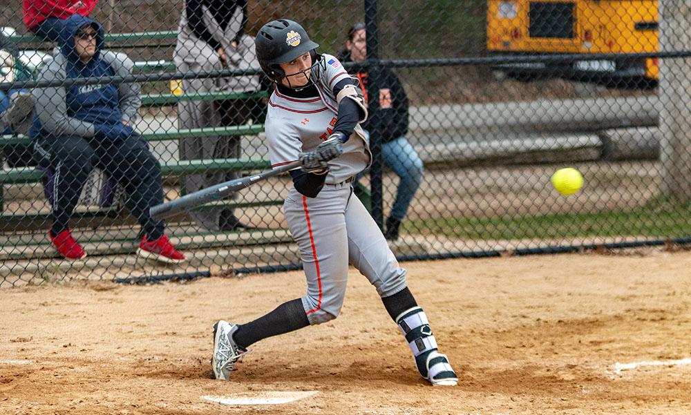 Taunton softball Hanna Aldrich