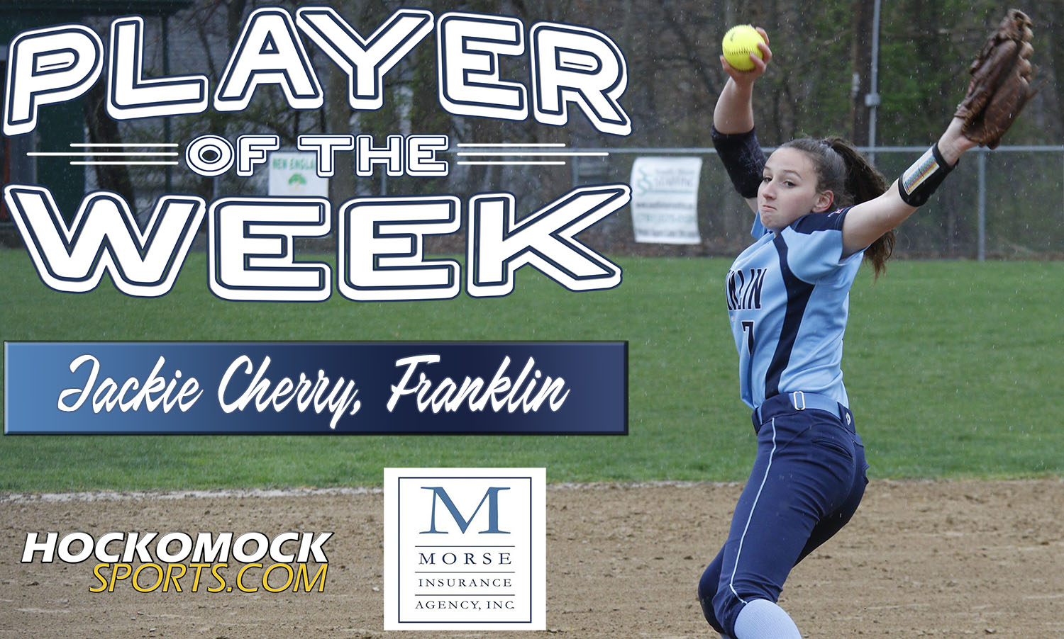 Player of the Week: Jackie Cherry, Franklin Softball