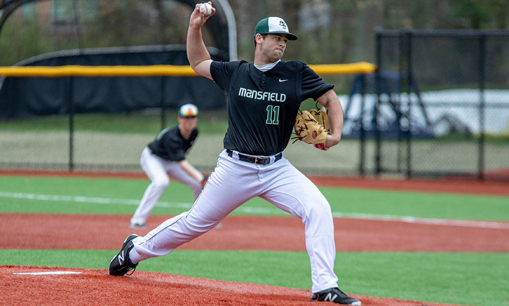 Mansfield baseball Kyle Moran