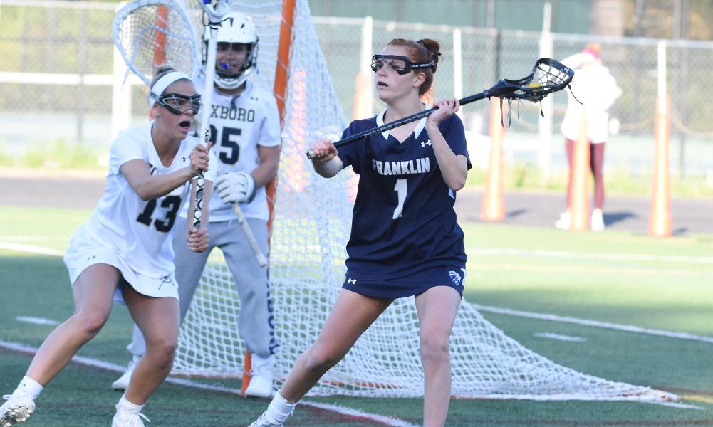 Franklin girls lacrosse
