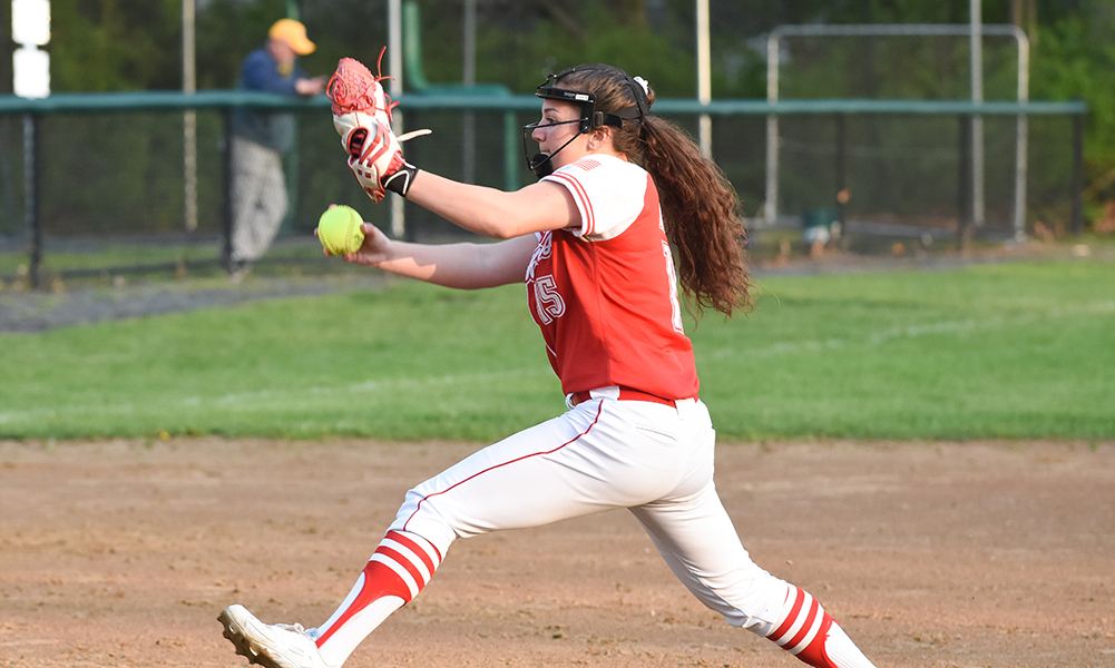 North Attleboro softball