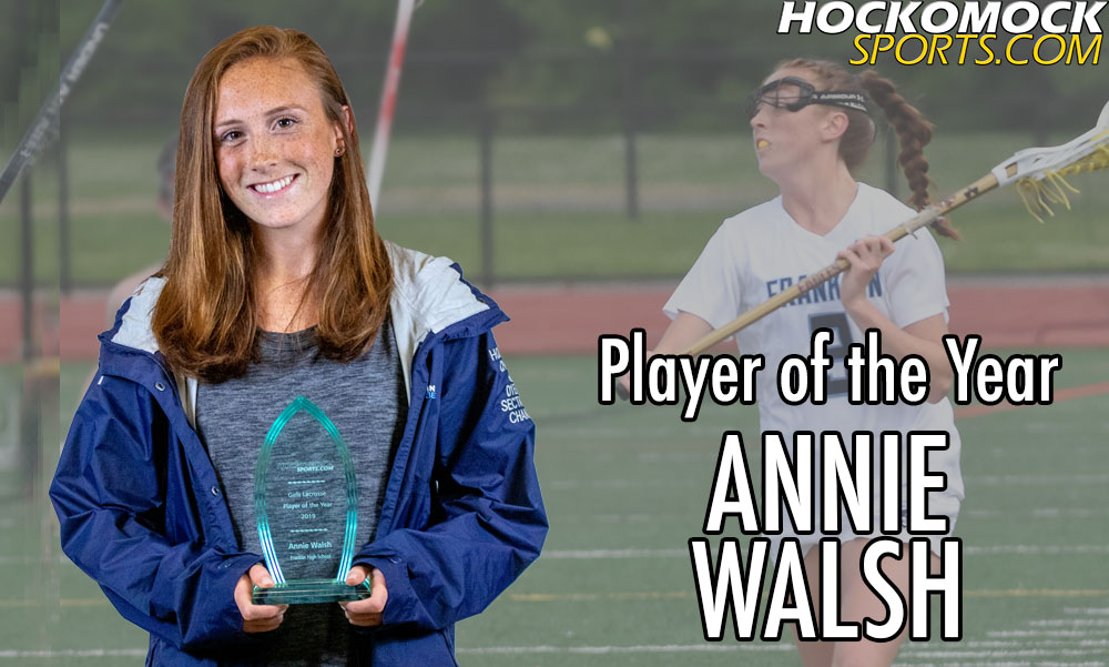 Annie Walsh (HockomockSports.com photo)